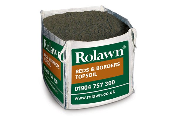 Topsoil for Raised Beds, Borders & Planters   Rolawn