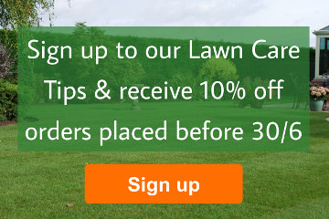 Lawn tips 10% off