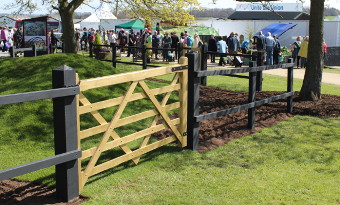 Harrogate Flower Show Feature Designed by Tony Smith
