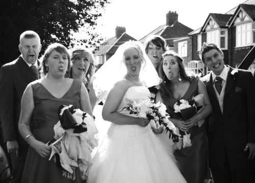Wedding Party, York