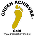 Green Achiever Gold Logo