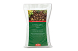 Multi-purpose garden and landscaping bark in small bags