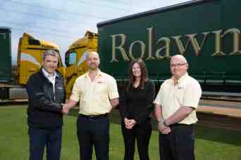 Rolawn & Potter Logistics sign new agreement