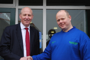 MP opens Carlisle Premier stockist's premises