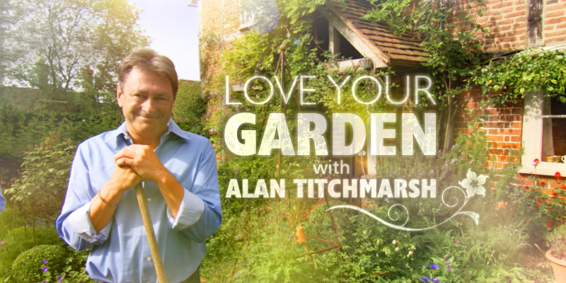 Love Your Garden choose Rolawn