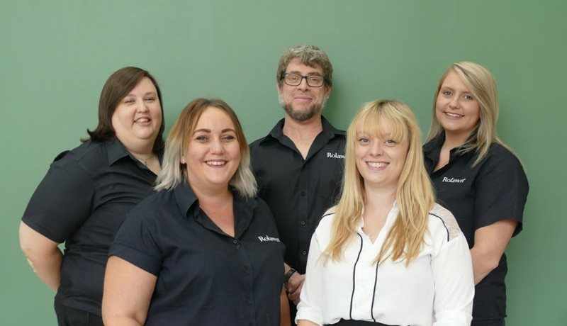 Rolawn Customer Services Team