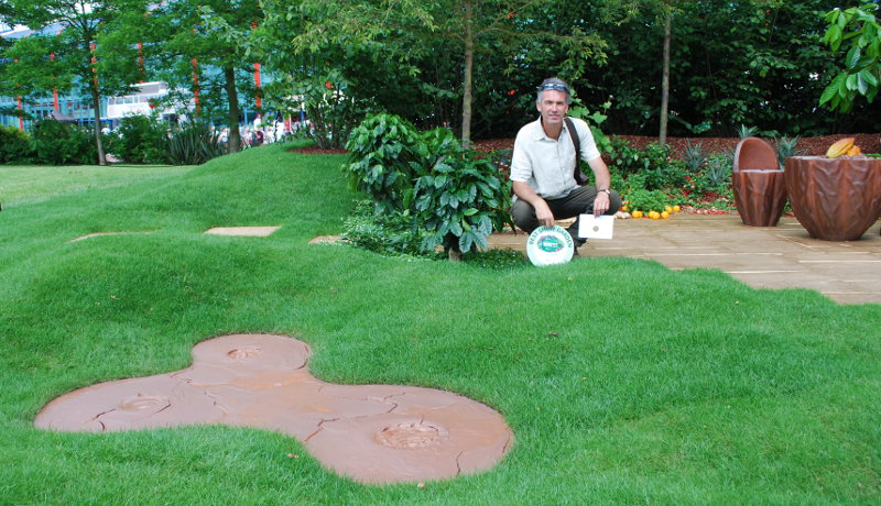 Rolawn proud supporter of BBC Gardeners' World Live