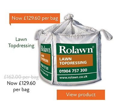 20%25 off Lawn Topdressing