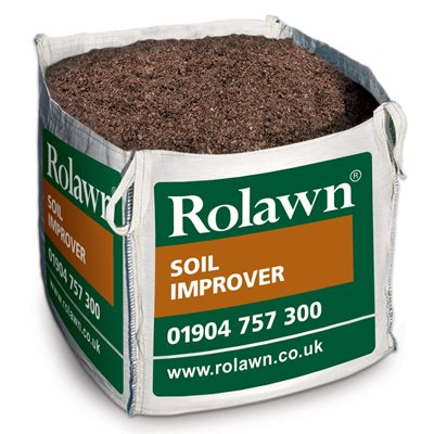 High quality peat free soil improver conditioner rolawn for Soil improver