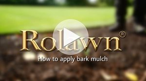 How to apply mulch video