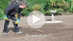 Preparing to lay your Rolawn turf