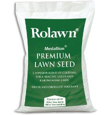 Click to view product details and reviews for Rolawn Medallion Premium Lawn Seed 20kg.