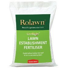 GroRight® Lawn Establishment Fertiliser