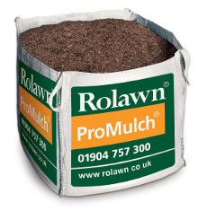 Rolawn ProMulch (1m³ Bulk Bag - 1,000 litres approx volume when packed)