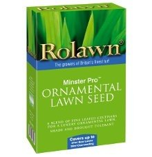 Image of Rolawn Minster Pro Ornamental Lawn Seed 1kg