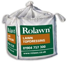 Rolawn Lawn Top Dressing (0.73m³ Bulk Bag - 730 litres approx volume when packed)